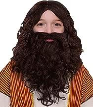 Forum Novelties Inc - Biblical Wig and Beard Set Child