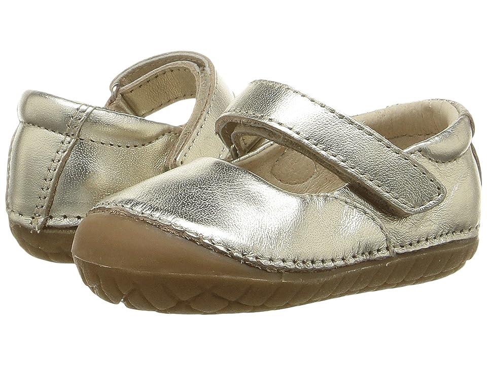 Old Soles Pave Jane (Infant/Toddler) (Gold) Girls Shoes