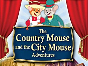 Country Mouse City Mouse