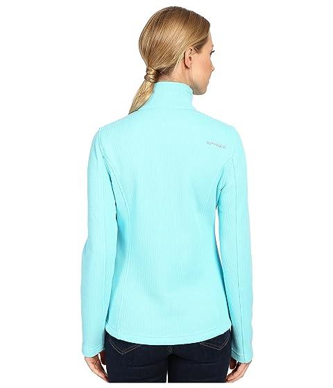 Mid Spyder Sweater Endure Zip Weight Full twq1B4wz