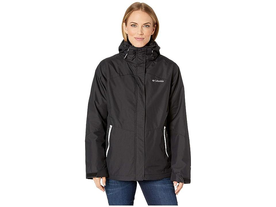 Columbia Bugabootm II Fleece Interchange Jacket (Black/White) Women