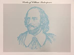 Complete Works of William Shakespeare Poster Print