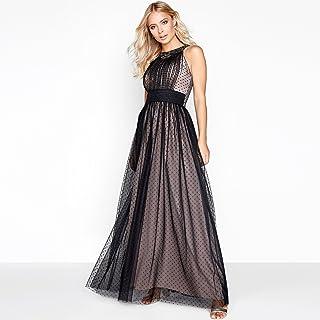 Little Mistress A Line Dress For Women - Black L