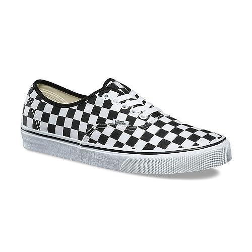 Black and White Checkered Vans  Amazon.com 911e1323e