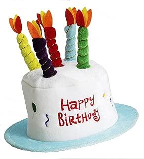 Forum Novelties - Happy Birthday Cake Top Hat