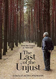 The Last of the Unjust (English Subtitled)