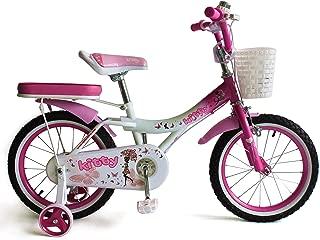 Upten Kitty 12inch girl bicycle children bikes White Pink