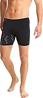 Zoggs Mens Ascent Mid Swimming Jammer Shorts