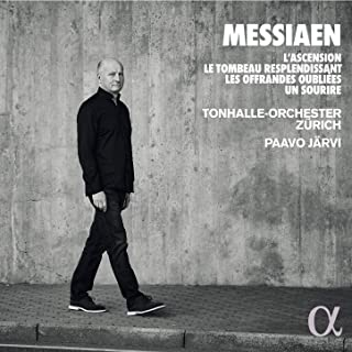 l ascension messiaen