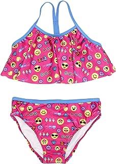 Toddler Girls' Emojination Swimsuit
