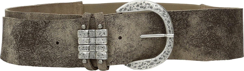 Leatherock Women's 1795 Taupe Belt
