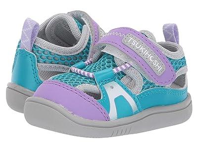 Tsukihoshi Kids B. Ibiza 2 (Toddler) (Turquoise/Lavender) Girl