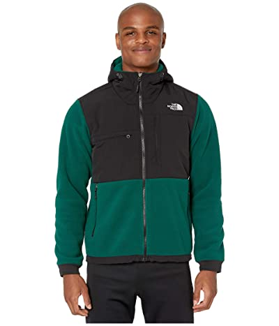 The North Face Denali 2 Hoodie (Night Green) Men