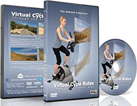 scenery dvd for indoor cycling