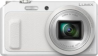 Panasonic Lumix DC-TZ57 - Cámara Compacta de 161 MP (Super Zoom Objetivo F3.3-F6.4 de 24-480mm Zoom de 20X Wifi Pantalla Abatible) Color Blanco