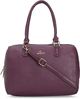 Lavie UdayanaBox Bag Women's Handbag (Purple)
