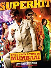 Once Upon a Time in Mumbai (English Subtitled)