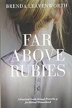 Best far above rubies Reviews