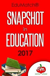 EduMatch Snapshot in Education (2017)