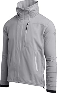 Descente Men's x DSPTCH Packable Jacket for Hiking and Traveling