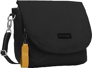 Sherpani Milli, Medium Crossbody Purse, Flap Shoulder Bag, Essential Crossbody Bag for Women, with RFID Protection