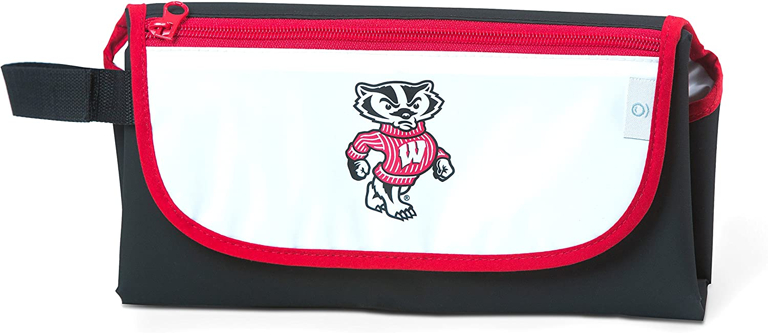 Cozy Cover NCAA Unisex On-The-Go Diaper Changing Pad