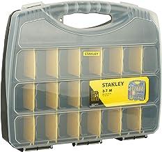 Stanley STST73823-8 38cm Poly Organizer ve Avadanlık Çanta, sarı-siyah