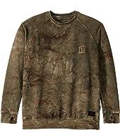 Camo Palm Fleece Sweatshirt (Toddler/Little Kids/Big Kids)