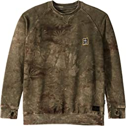 Camo Palm Fleece Sweatshirt (Toddler/Little Kids/Big Kids)