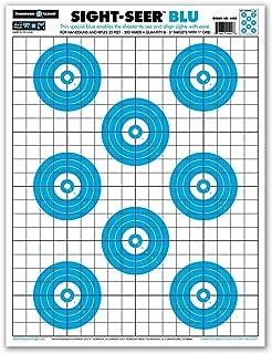 Sight Seer Red - Paper Gun Range Shooting Targets 19x25 Inch