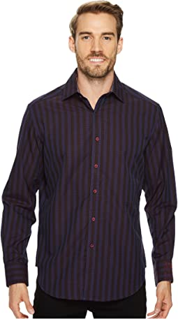 Robert Graham - Fort Crown Long Sleeve Woven Shirt
