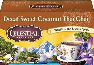 Best celestial seasonings decaf coconut thai Reviews