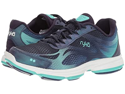 Ryka Devotion Plus 2 (Medieval Blue/Sunlight Teal) Women