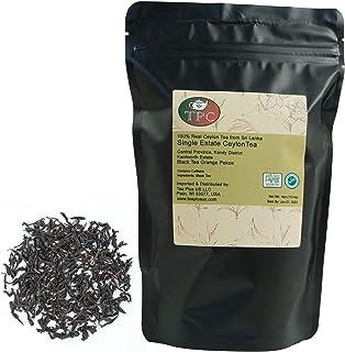 Ceylon Black Tea Orange Pekoe Single Estate Kenilworth Loose Leaf Tea from Sri Lanka Pouch 4oz