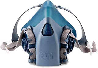 MMM7503-3M 7500 Series Half Facepiece Respirators