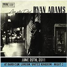 ryan adams live london