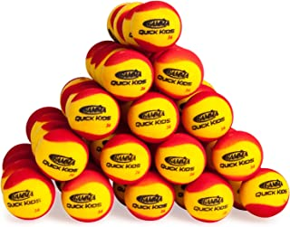 Gamma Sports Foam Tennis Balls for Children and Beginners - 3 Options Available