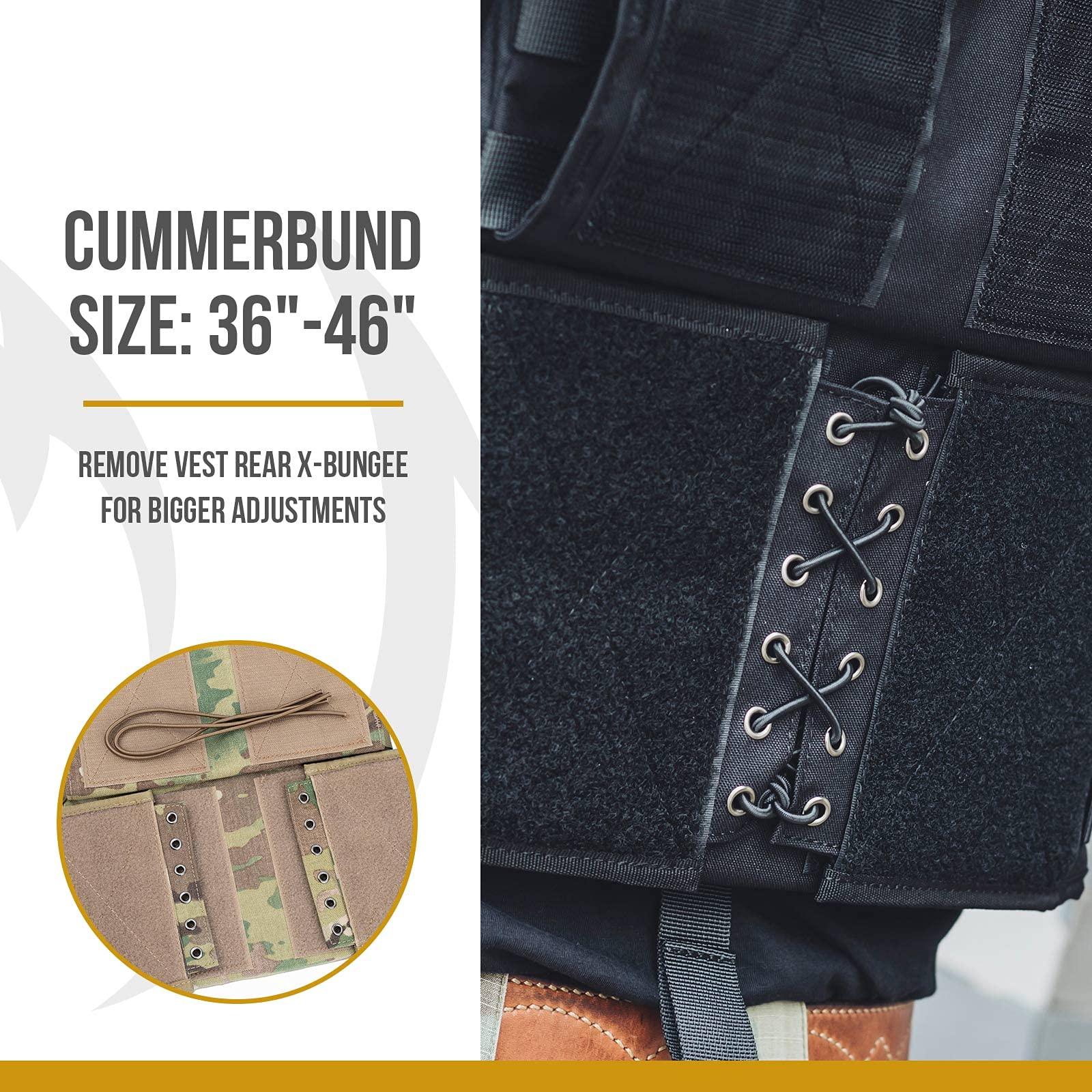OneTigris Multicam Tactical Vest