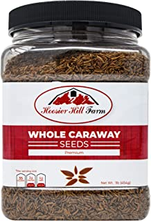 Hoosier Hill Farm Whole Caraway Seeds 1 lb