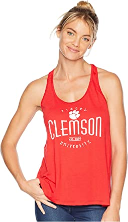 Clemson Tigers Eco® Swing Tank Top