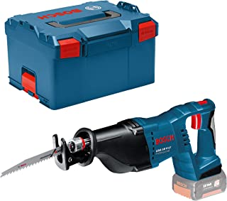 Bosch Professional GSA 18 V - LI Cordless Sabre Saw (without Battery and Charger), L - Boxx