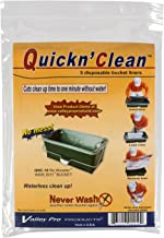 Wooster 221011 R472 Quickn Clean Wideboy 渔具桶衬垫(5 只装)