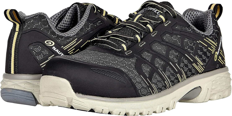 Nautilus Safety Footwear N1080 M Baltimore Mall Max 44% OFF 5 Black B