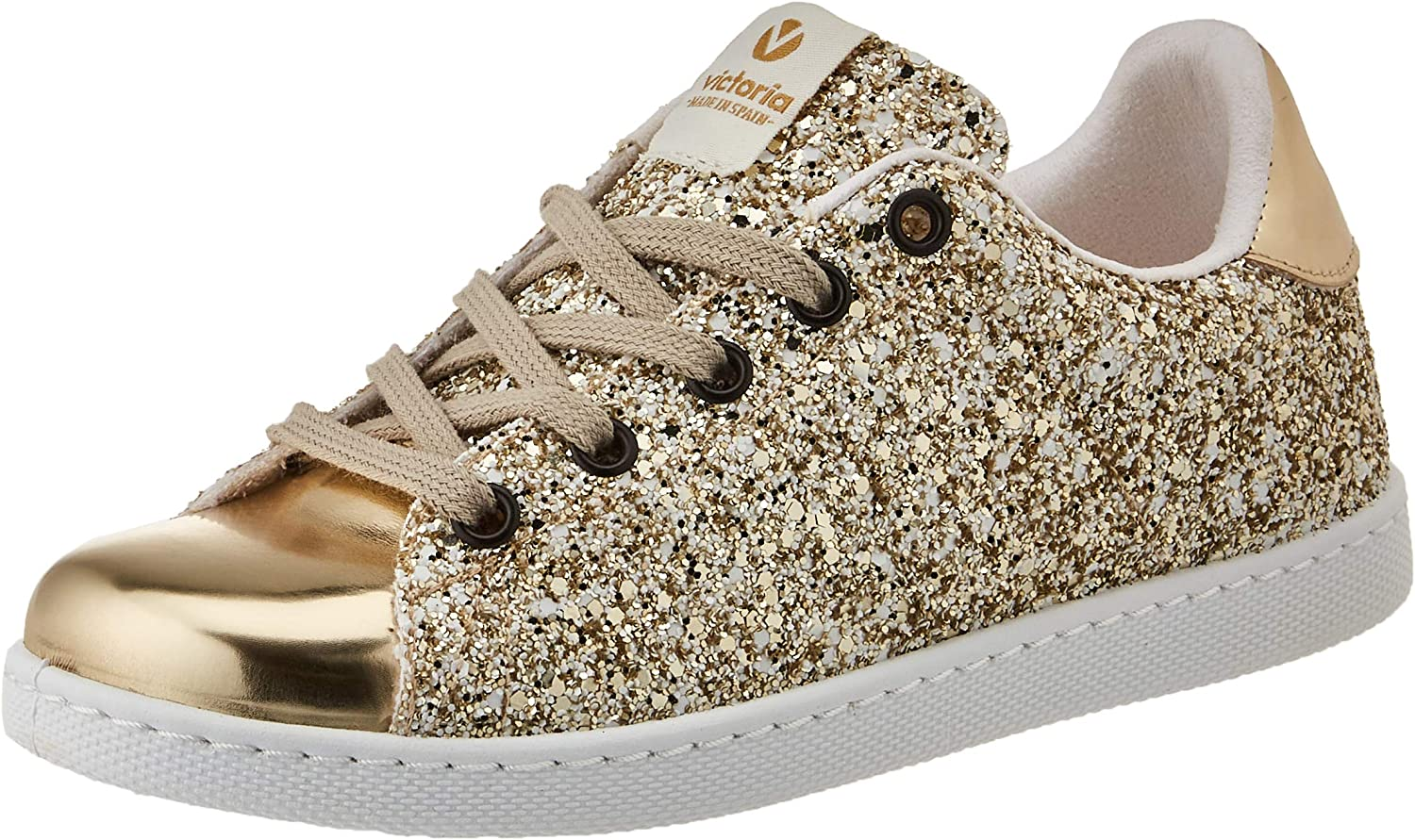 victoria ! Super beauty product restock quality top! Women's Low-Top Sneaker Memphis Mall Trainers