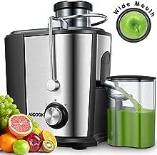 Aicook Licuadoras para Verduras y Frutas, 600W Licuadora con