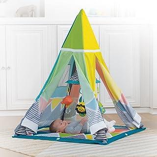Infantino Tipi lekmatta med tält