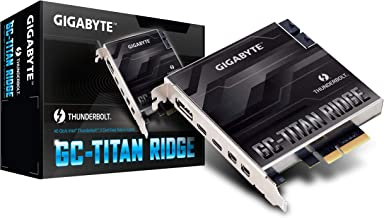 Gigabyte GC-Titan Ridge (Titan Ridge Thunderbolt 3 PCIe Card Component)