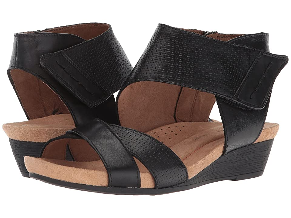 Rockport Sable Two-Piece Cuff (Black) Women