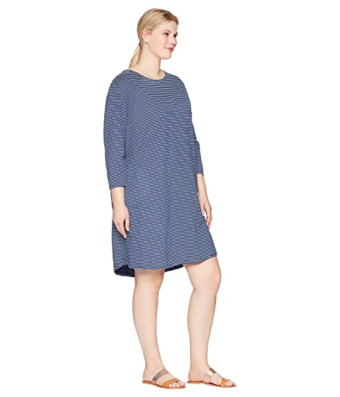 de by rayas rayas en Produce Extra color azul Fresh Moonlight Vestido claro a Fresh Tfxwp6