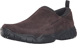 Men's Swiftwater Suede Moc Slip-On Shoe